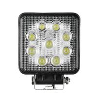 China supplier car accessories 12v 24v 27w modified car lights
