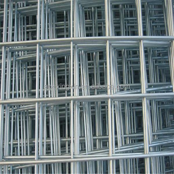Galvanized Hog Wire Fence Panels,Welded Iron Wire Mesh Panel (q ...