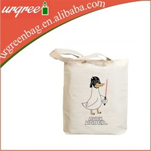 Canvas shopping craft tote bags