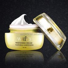 Hot Selling Cosmetics Skin Care Herbal Extract Effectively Brightening Hydroquinone Whitening Cream Orange Daily