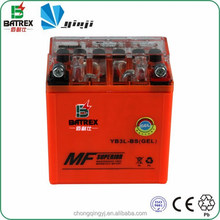 Fast Selling Product Lead Acid 12v 3ah Motorcycle Battery