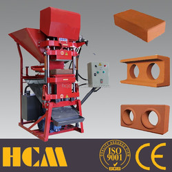ECO2700 automatic automatic cement or clay brick press