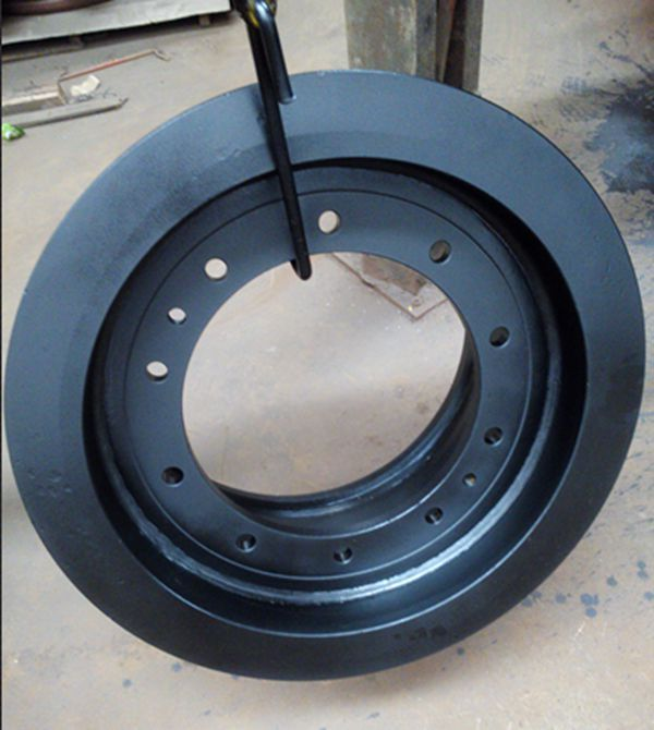 Custom Tractor Wheels : Custom made steel wheels buy tractor