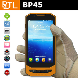 waterproof smartphone with Cruiser BP45 IPS 4G Nfc Android Quad Core F291