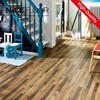 8mm customized decorative synthetic wooden fireproof waterproof cheap laminate flooring manufacutrers china