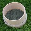 Wooden garden sieve,riddles-9mm mesh hole