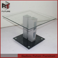 cheap tall glass wrought iron corner table