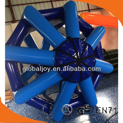 water walking balloon/inflatable water walking roller/inflatable water sports