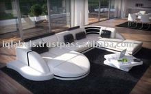 2011 New Italian Modern Design Leather Sofa