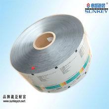 aluminium barrier foil plastic film
