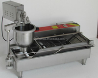 stainless steel snack fryer automatic donut machine