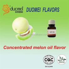 E shisha/hookah use concentrated liquid melon oil flavor