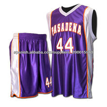 Uniforme de Basketbol