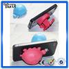 Popular tortoise shape mobile phone accessories display stand/creative design cartoon phone holder/phone anti-theft holder