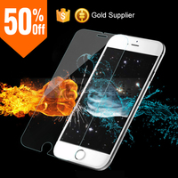 Factory Directly Tempered Glass Screen Protector for iPhone 6/6S with Discount Price
