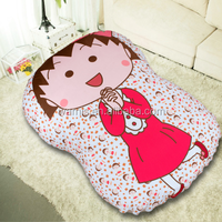 Tatami bed Removable And Washable Cartoon Lazy Sofa bed tatami mattress Single Or Double Dolls