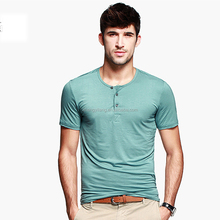 fashion design short sleeve men's round neck polo, 100% cotton blanl polo shirt from guangzhou P-58.