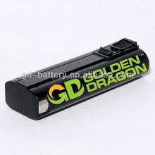 6V replacement Ni-Mh battery pack for PASLODE Impulse 404717,404400 900400 900420 Cordless Nailer