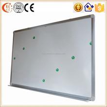 China magnetic ceramic whiteboard standard size
