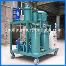 Mobile Poor Lubricant Oil Recycling System For Iron And Steel Plant