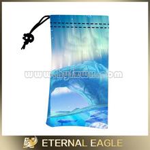 Professional mobile phone flip case, oem microfiber cleaning mobile phone pouch, microfiber pouch/mobile phone bag