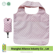 Factory Directly 190T Durable Collapsible Shopping Tote Bag