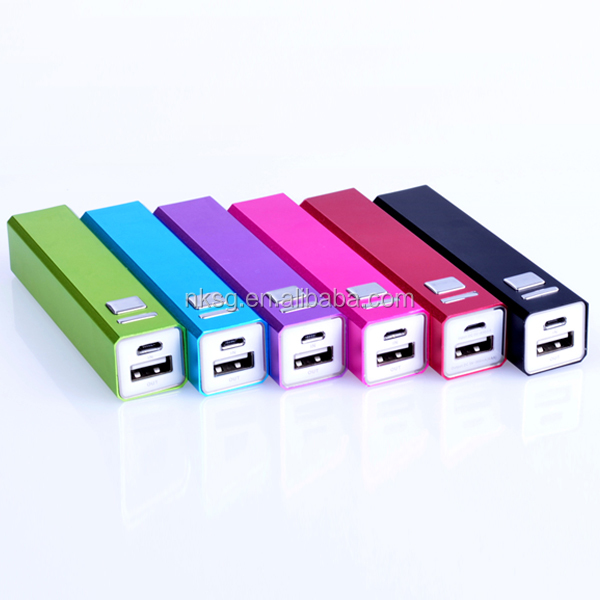 kawai portable fashion ferrari power bank for macbook pro /ipad mini