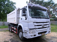 Top Brand Sinotruk Low Price 6x4 howo sand carrying trucks sales