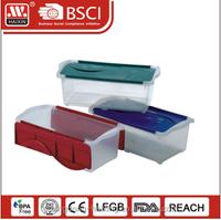 ON SALE--Plastic shoes container/box(4L)