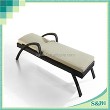 China wholesale waterproof cushion relaxing sleep chair for beach outdoor indoor