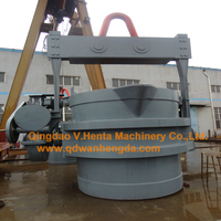 50T Foundry Ladle