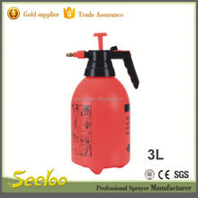 manufacturer of 1L 1.5L 2L 3L hot sale triger sprayer for garden and agriculture with lowest price