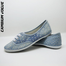 Plimsolls, casual lady soes, cheap vulcanized canvas shoes, classic style canvas shoes sneaker