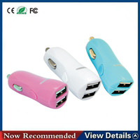 Cell Phone Accessory Usb Electronical Wall Plate Usb Power Supply Dual Usb Dc5v 2a Car Charger