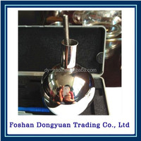stainless steel hollow ball with female thread stainless steel ball