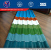 rib-type corrugated color roof,color corrugated sheet,color corrugated roof sheets