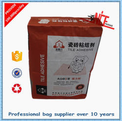 Wenzhou China ecorated brown valve paper bag with opening for online shopping