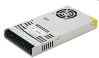 CE RoHS FCC Approved 400W 5V Extra Slim LED Power Supply Switching