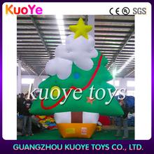 high inflatable christmas tree,christmas toys inflatable giant,large inflatable christmas
