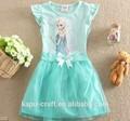 popular vestidos de bebés congelada vestido