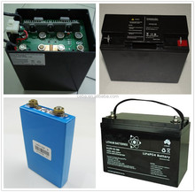 Lithium iron phosphate lifepo4 battery pack electric bike battery