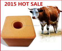 vitamin salt block(s) for sheep/Super lickmineral salt block for cattle and sheep with red colour