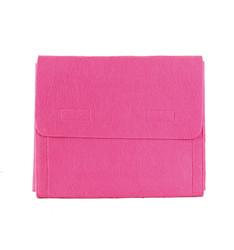 For apple ipad Multi-purpose pad tablet messenger bag felt