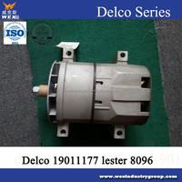 Car alternator,alternator generator,delco remy alternator for Delco 19011177 Lester 8096 , 3099841