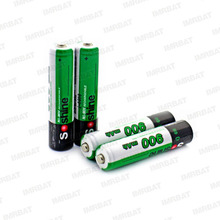 soshine AAA/Micro 900mAh 1.2v NiMH AAA rechargeable battery for toys/camera/remote/CD