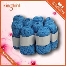 High quality acrylic style hand knitting yarn ball