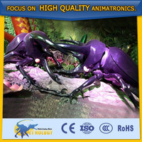 Theme Park Outdoor Decoration Lifelike Insect Model for Sale