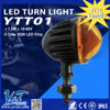 Y&T motorcycle indicator light for lamp/LED Rear turn Light/Round turn light