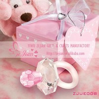 Choice Crystal Collection Pink Crystal Pacifier Favors Crystal Wedding Party Favors And Gifts For Guests Birthday Party Favor