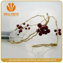 Cherry string light decorative outfit tree light christmas